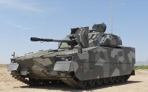 Картинка машина, боевая, пехоты, шведская, CV-9035