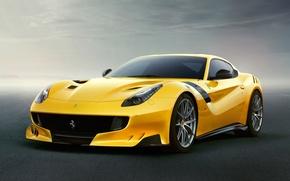 Картинка суперкар, berlinetta, спецсерия, Ferrari F12berlinetta, F12tdf