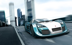 Обои Apollo Speed, Gumpert, спорткар
