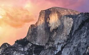 Картинка apple, mac, Yosemite