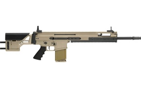 Картинка винтовка, снайперская винтовка, Fabrique Nationale, 7.62х51, 7.62, FN SCAR SSR Mk 20 Mod 0, SCAR