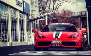 Картинка Феррари, Италия, Ferrari, 458, italia, Speciale