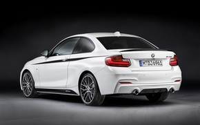 Картинка BMW, 2014, 2-Series, Performance Parts, Coupe M