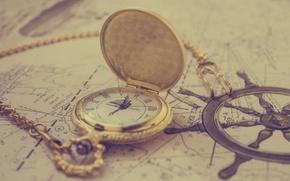 Картинка часы, цифры, цепочка, время. стрелки