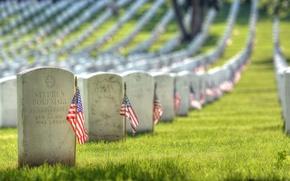 Картинка память, скорбь, уважение, Memorial Day Weekend, Section 17, Arlington National Cemetery