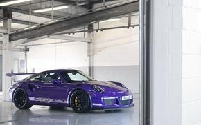 Картинка 911, Porsche, GT3, RS 2015