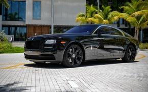 Картинка Rolls-Royce, Wheels, Wraith, Oem