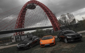Картинка машина, Lamborghini, фотограф, Mercedes, Toyota, auto, photography, photographer, Alex Bazilev, Александр Базилев, Alexander Bazilev