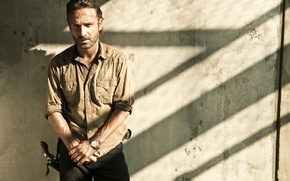 Картинка ходячие мертвецы, The Walking Dead, Rick Grimes