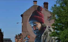 Картинка city, graffiti, Germany, Stuttgart