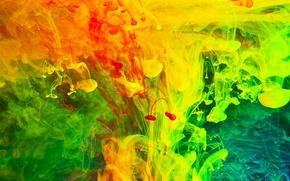 Картинка water, Colored, Smoke