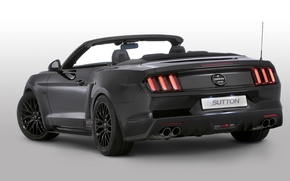 Картинка mustang, ford, convertible, clive sutton, cs500