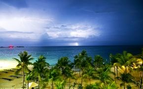 Обои bahamas, багамы, тропики, море, побережье