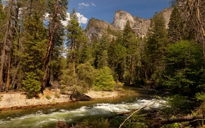 Обои usa, parks, california, yosemite.