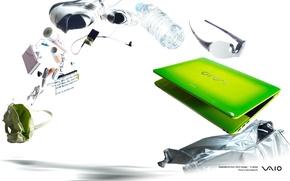 Картинка Sony, предметы, различные, vaio