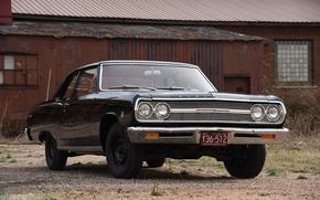 Обои Chevrolet, 1965, шевроле, чевелли, Chevelle