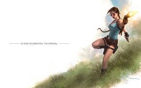 Картинка Лара Крофт, Lara Coft, Game, Rise of the Tomb Raider, 20 Year Celebration: The Original
