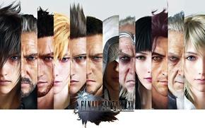Картинка Fantasy, Final, Final Fantasy XV