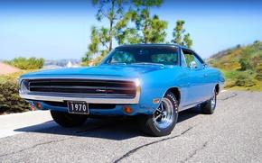 Обои 1970, 500, Dodge, Charger