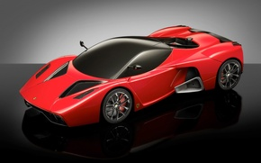 Картинка авто, фото, обои, тачки, wallpaper, Ferrari, суперкар, феррари, cars, auto, F70
