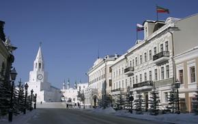 Картинка кремль, Россия, Казань, Татарстан