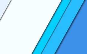 Картинка белый, линии, голубой, design, color, material