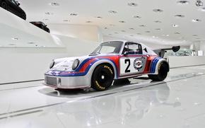 Картинка 911, Porsche, Carrera, 1974, RSR Turbo