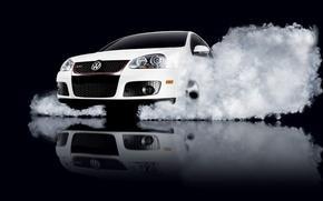 Обои брызги, Вода, Volkswagen