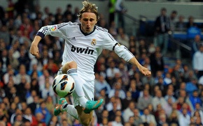 Картинка football, Real Madrid, Luka Modric