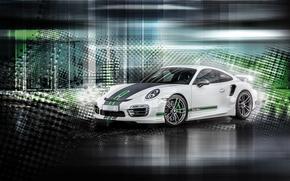 Картинка Porsche, Cayman, порше, TechArt, 2015, кайман