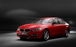 Обои BMW, 3-Series, F30, 2012, бмв