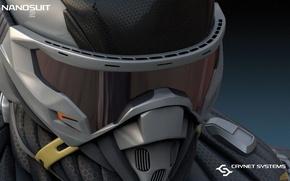 Обои Crysis 2, ot Zeus, crynet systems, nanosuit2