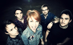 Картинка музыка, группа, music, paramore, hayley williams, рок, pop-rock, jeremy davis, taylor york, josh farro, zac ...