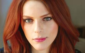 Картинка девушка, актриса, певица, рыжая, сериал, Amber Skye, Amber Skye Noyes, Эмбер Скай