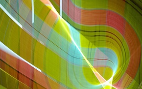 Картинка свет, линии, узор, цвет