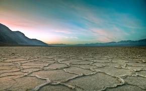 Картинка облака, пустыня, засуха