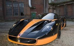 Обои машина, авто, Maserati, мазератти
