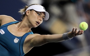 Картинка теннисистка, Tennis Girl, Вера Звонарёва