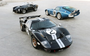 Картинка Ford, Shelby, форд, шелби, Coupe, Cobra, Daytona, Superformance, 2014