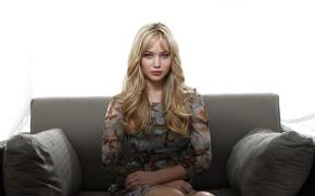 Картинка Jennifer Lawrence, фотограф Jae Hong, портретная фотосессия