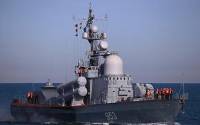 Картинка Молния, ВМФ, Черноморский Флот, ракетный корабль, РКА, Р-239