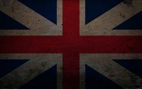 Картинка линии, синий, красный, полосы, кресты, англия, символы, флаги, текстуры, великобритания