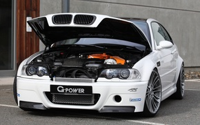 Картинка BMW, E46, G-Pover