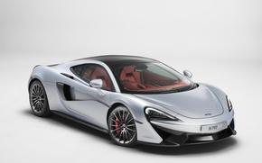 Картинка фон, McLaren, суперкар, макларен, 570GT