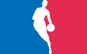 Картинка лого, баскетбол, nba