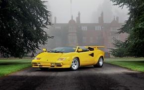 Картинка Lamborghini, Countach, ламборгини, каунтач, 1981, LP400