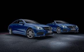 Обои W207, Mercedes-Benz, фон, E-Class, мерседес, W212