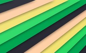 Картинка линии, черный, текстура, салатовый, бежевый, material