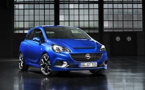 Картинка Opel, Corsa, опель, OPC, 2015