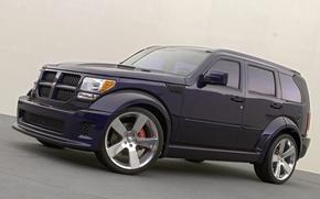 Картинка внедорожник, Dodge, Nitro